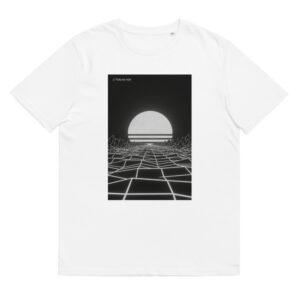 future noir // organic cotton t-shirt
